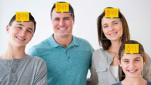 программа по определению возраста по фотографии
