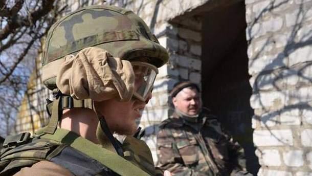 """""""Азов"""" вивів частину сил з Широкиного"""