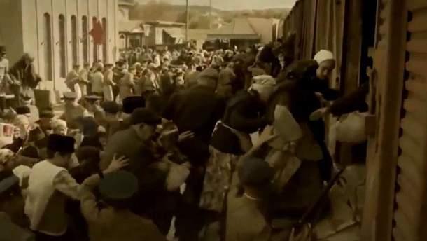 "Кадр из фильма ""Хайтарма"""