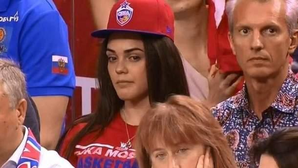 Хорошковський на стадіоні