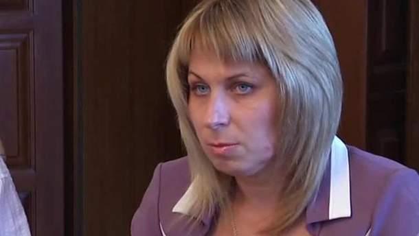 Леся Лаптева