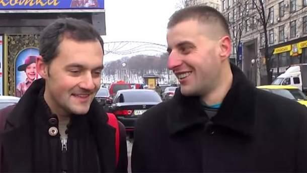 Віктор Пилипчук — праворуч