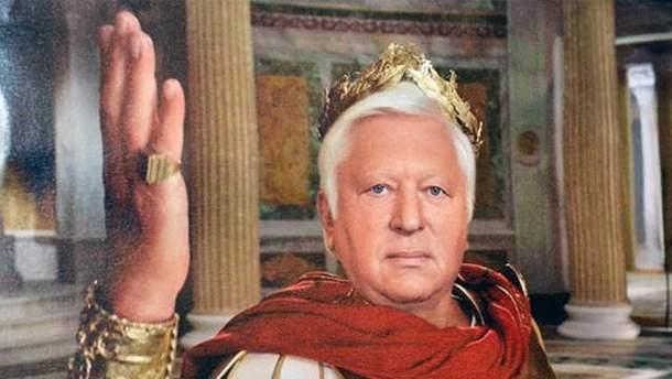 Виктор Пшонка представляет себя Пилатом