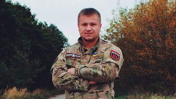 """Командир роты ДУК """"Правый сектор"""" Червень"""