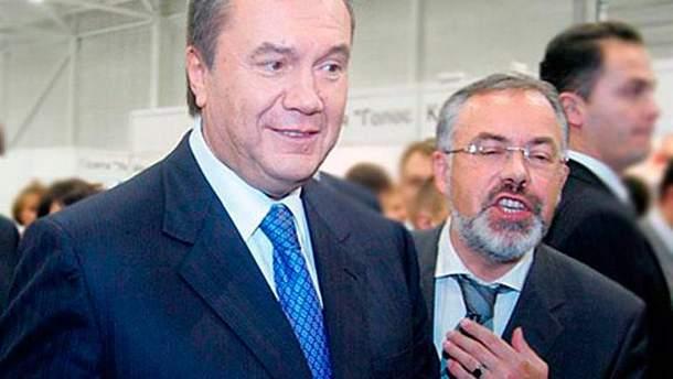 Янукович і Табачник