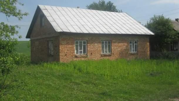 Дом погибшего