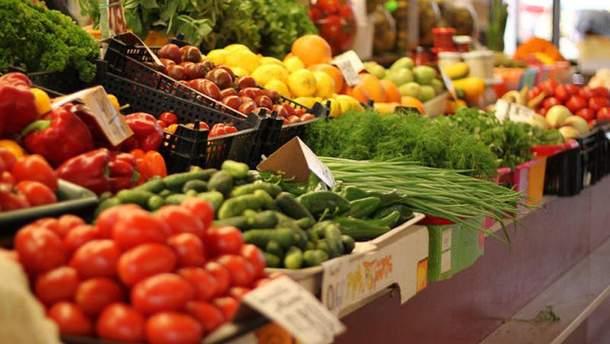 Фрукты и овощи стремительно подешевели