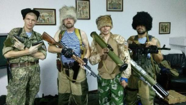 """Россия будет подавлять анархию """"казаков"""""""