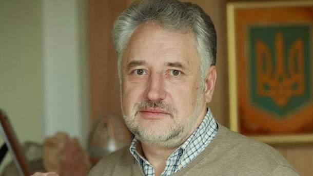 Павел Жебривский