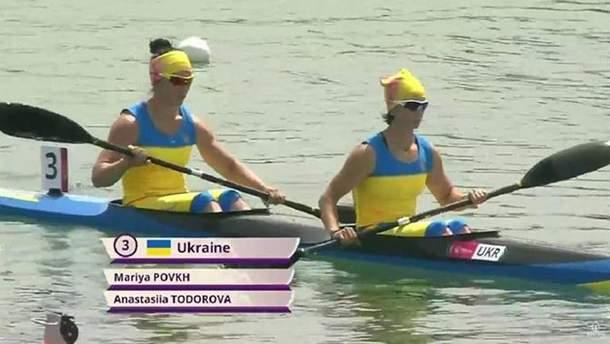 Марія Повх та Анастасія Тодорова