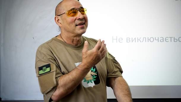 Война красивая только в Голливуде, — Олег Покальчук