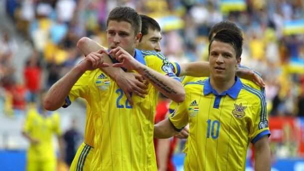 Українська збірна