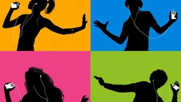 Какую музыку слушают украинцы