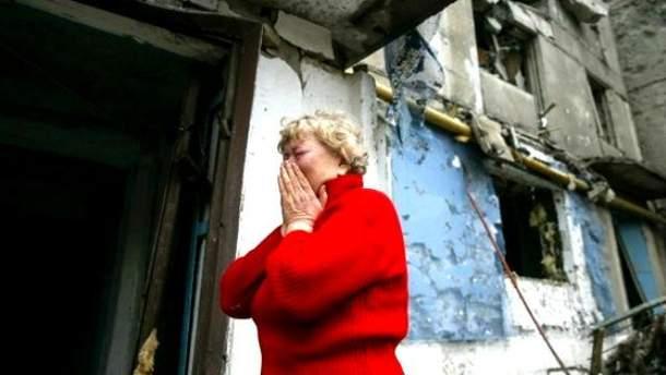 В Донецке не стихают залпы