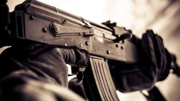 В зоне АТО доброволец расстрелял супругов