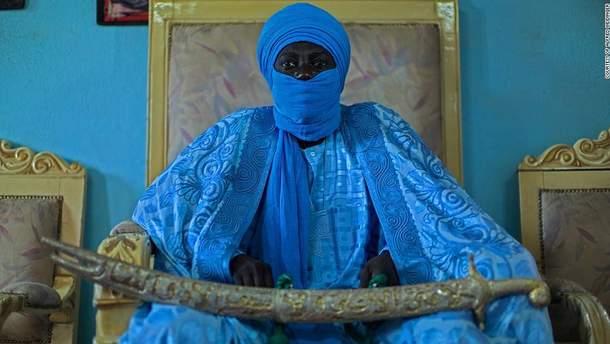 Король Абумбі II