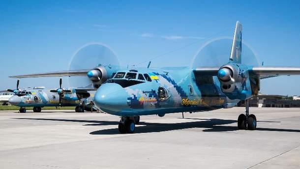 Самолет для Вооруженных сил Украины