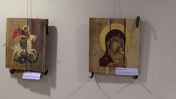 Ікони Олександра Клименка
