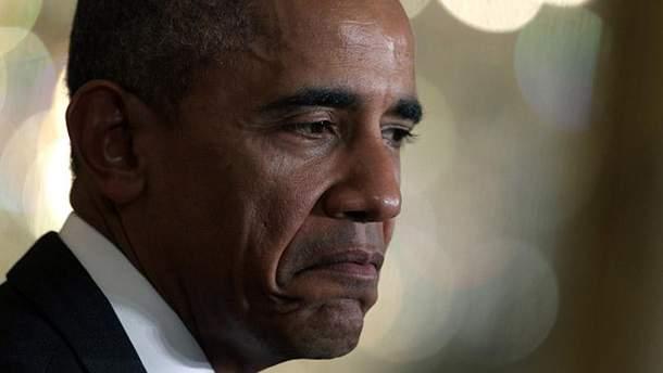 Барак Обама поговорил с Путиным