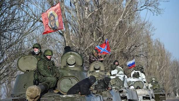 """Терористи """"ЛНР"""" готують наступ"""
