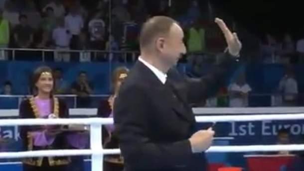 Президент Азербайджану
