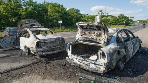 Конфлікт в Мукачевому