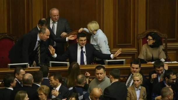 Президія Верховної Ради