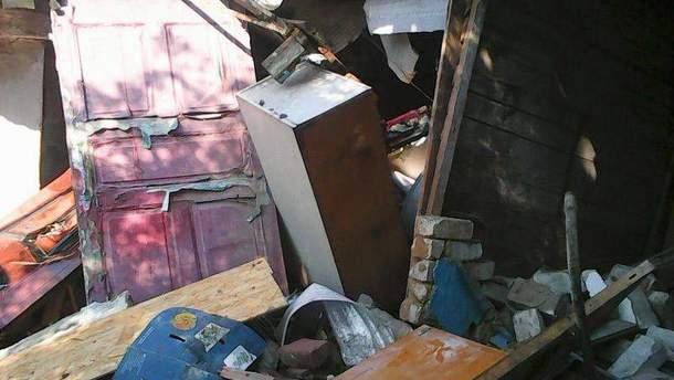 Терористи обстріляли село Кодему
