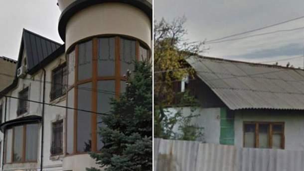 Дома террориста Захарченко