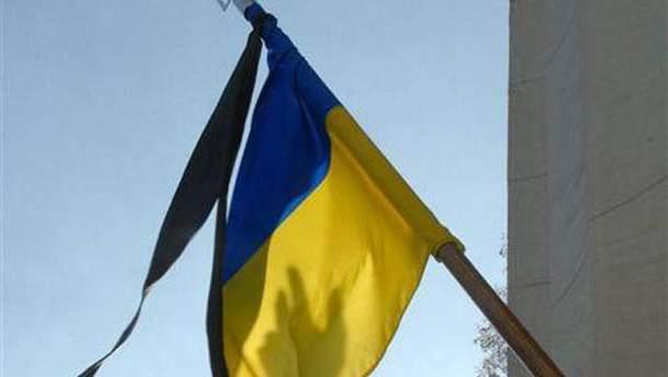 С ветераном Виктором Дегтяревым (Сенсеем), погибшим от взрыва гранаты в центре Киева, простились на Майдане - Цензор.НЕТ 7645