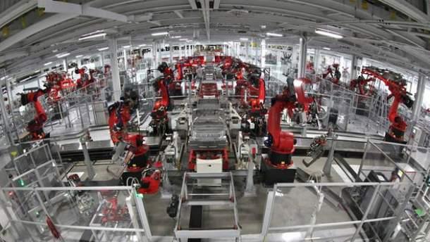 Фабрика без людей