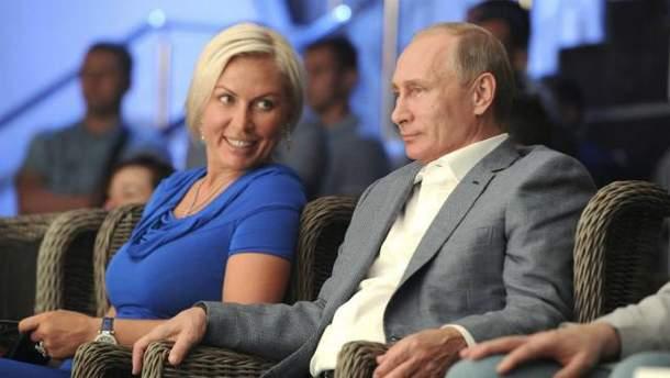 Володимир Путін, Наталія Рагозіна