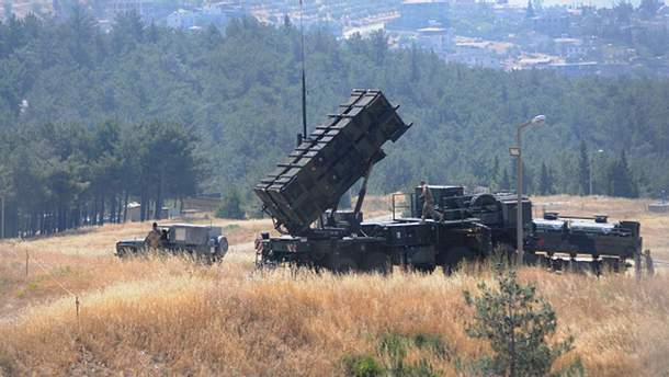 Бойова техніка НАТО