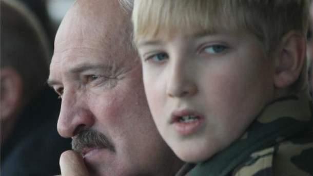 Син Лукашенка Микола