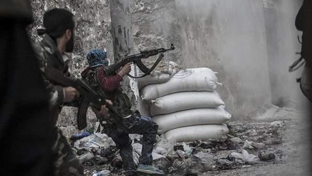 Війна в Сирії