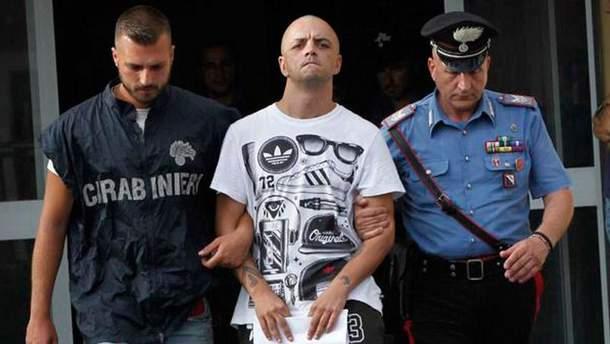 Вбивця українця