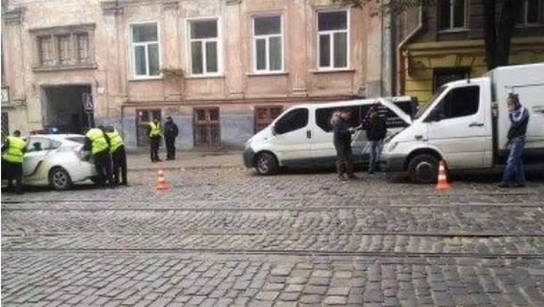 ДТП у Львові