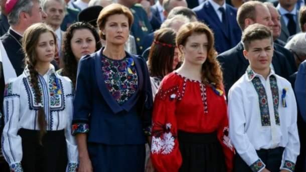 Дети Президента