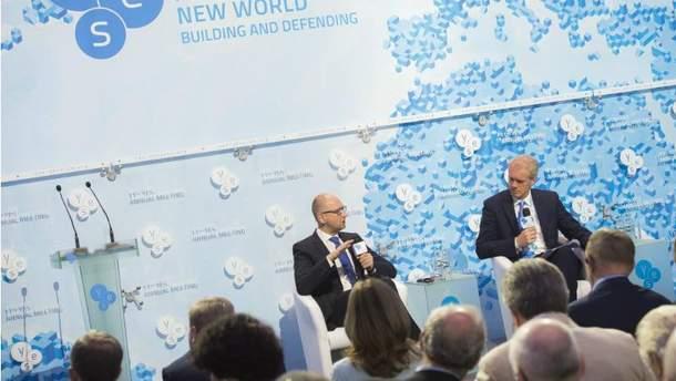Ежегодная встреча Ялтинской Европейской Стратегии (YES)