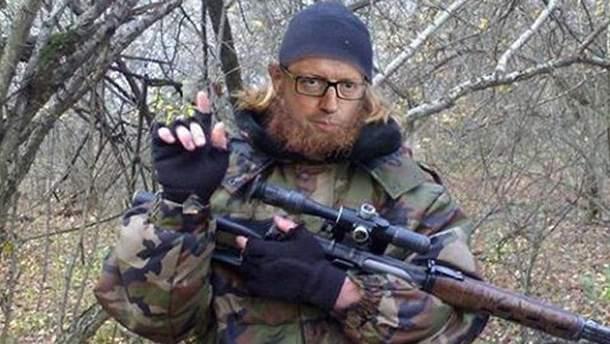 Мем про Яценюка-чеченця