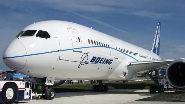 Літак Boeing