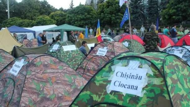 """""""Майдан"""" в Молдове"""