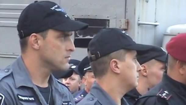Ізраїльські поліцейські