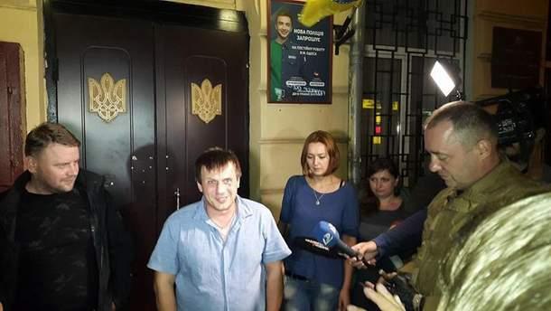 Евгений Резвушкин вышел из СИЗО