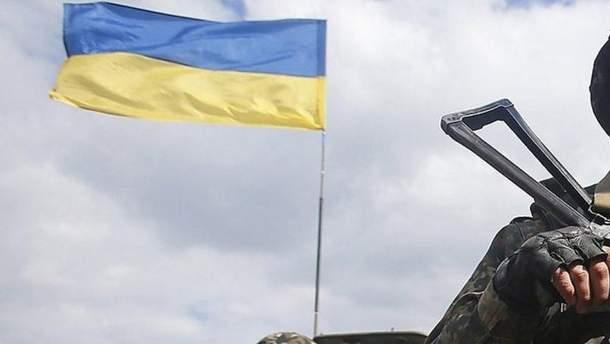 Блокпост українських військових