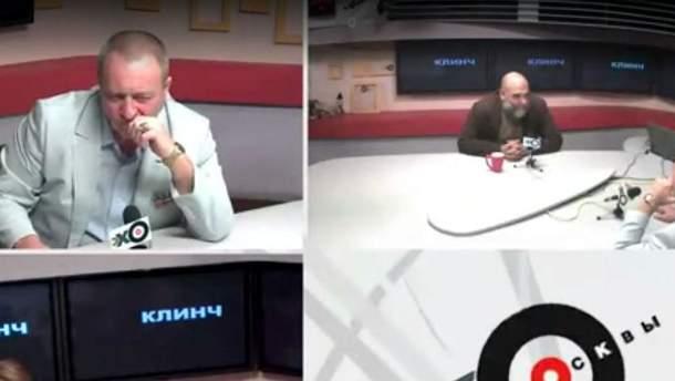 "В прямому ефірі ""Ехо Москвы"""