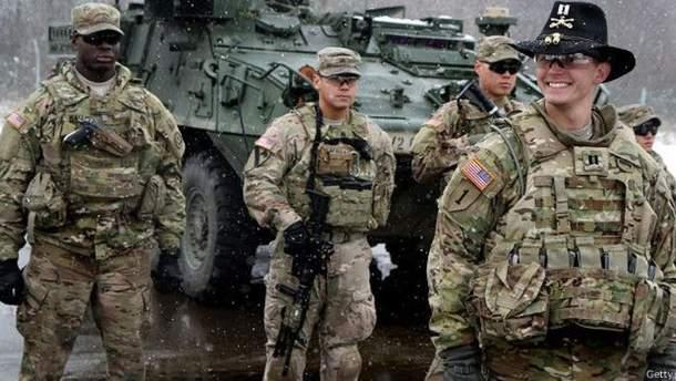 Сили НАТО