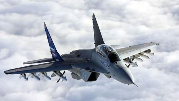 Російський військовий літак