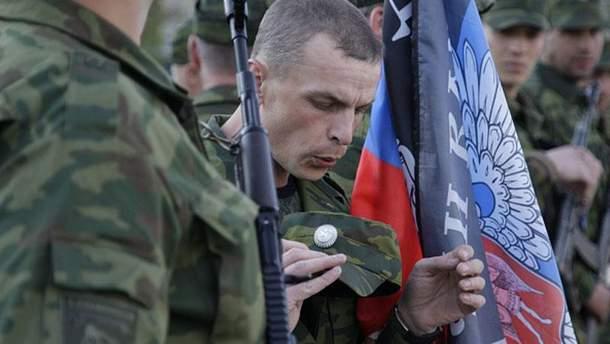 """Террористы """"ЛНР"""""""