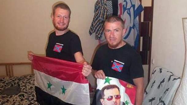 """""""Моторола"""" в Сирии"""
